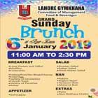 Grand Sunday Brunch