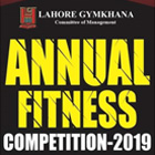 Annaul Fitness competition - 2019