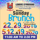 Winter Sunday Brunch
